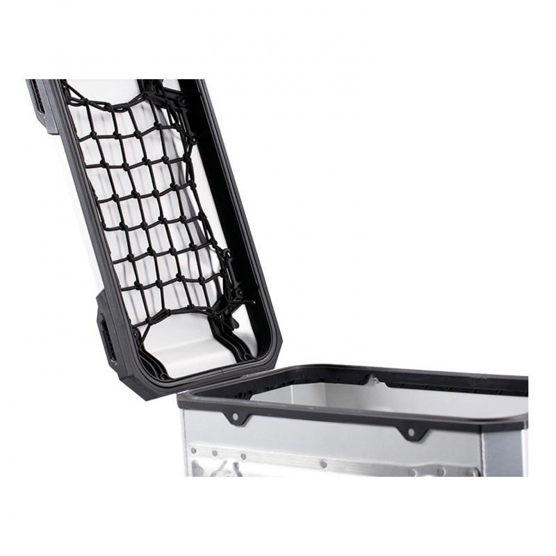 Filet de couvercle pour valises latérales SW-MOTECH TRAX ADV L 45L