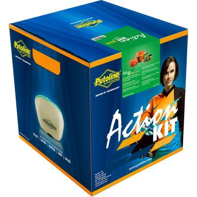 Kit entretien filtre à air en mousse Putoline Action Kit Biodégradable