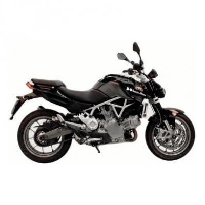Tampons de protection R&G Racing Aero noir Aprilia Mana 850 08-13