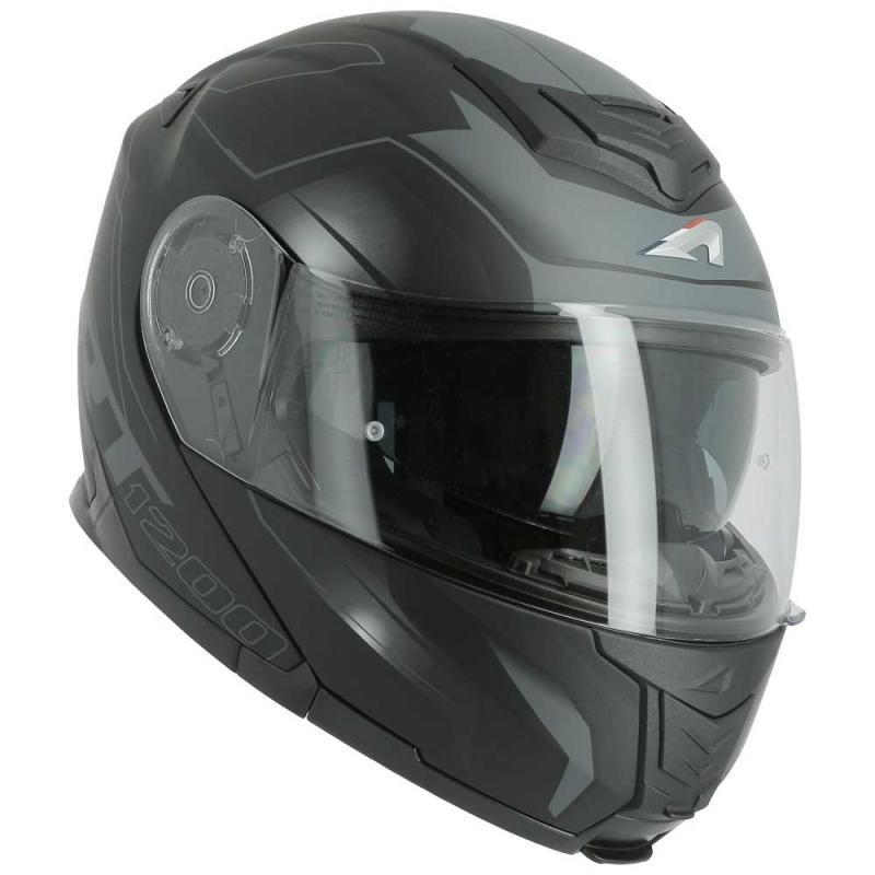 Casque modulable Astone RT 1200 WORKS noir/bleu - 6