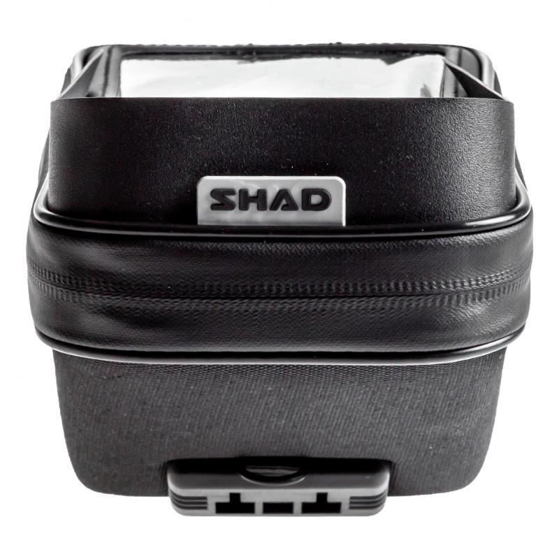 Support de smartphone avec poche Shad 6,6'', 180x90mm (fixation rétroviseur) - 3