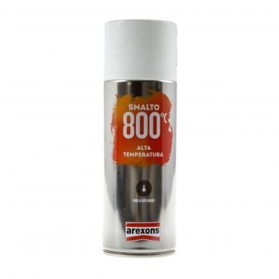 Bombe de peinture Arexons hautes températures rouge 800°C