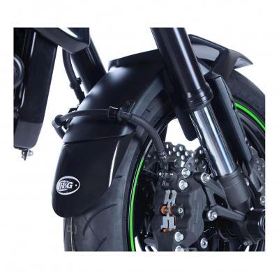 Extension de garde-boue avant R&G Racing noir Kawasaki Z 900 17-20