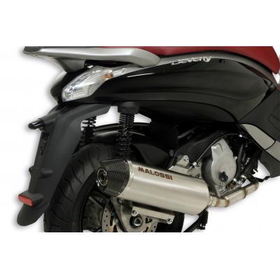 Pot d'échappement Malossi RX avec catalyseur Beverly Sport Touring 350