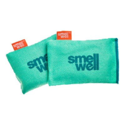Sacs d'absorbeur d'humidité/odeurs 3en1 SmellWell Sensitive Green
