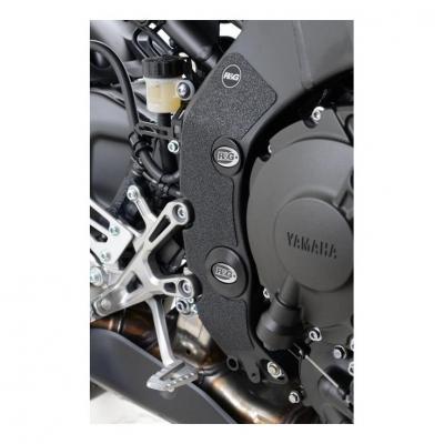 Adhésif anti-frottements R&G Racing noir cadre Yamaha MT-10 16-18