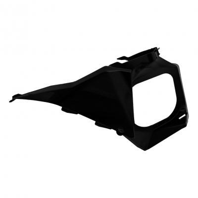 Cache de boite à air droit RTech noire pour KTM SX 125 07-10
