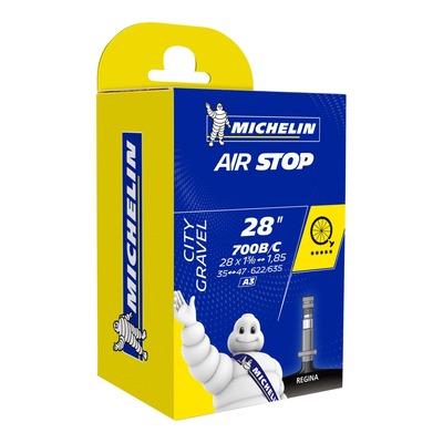 Chambre à air vélo Michelin 700 x 35/47C A3 Regina 40mm