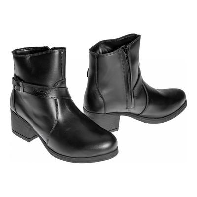 Demi-bottes TCX X-Boulevard Waterproof noir