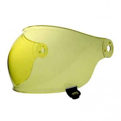 Ecran Bell Bubble pour Bullitt - jaune - fermeture marron