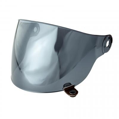 Ecran Bell Flat pour Bullitt - argent - fermeture marron