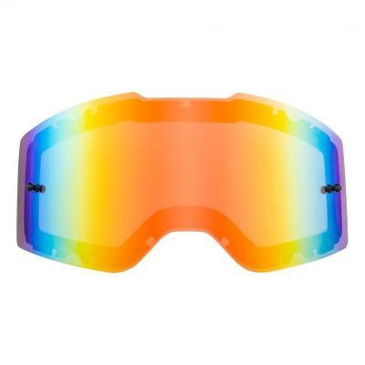 Écran O'neal pour masque cross B20 et B30 iridium rouge