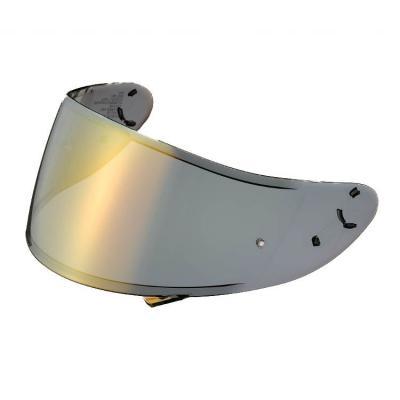 Écran Shoei CWR-1 pour casque X-Spirit 3/NXR/RYD iridium or
