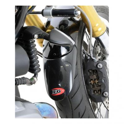 Extension de garde-boue avant R&G Racing carbone Honda CRF1000L Africa Twin Adv Sport 18-19