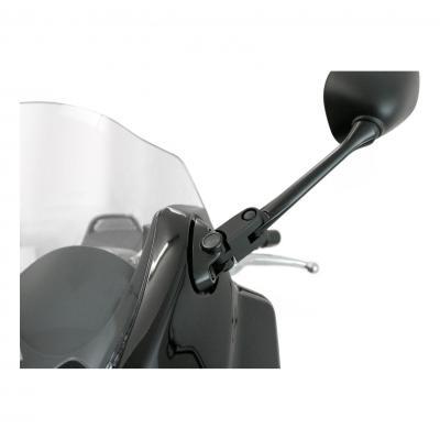 Extensions de rétroviseur SW-MOTECH noir Suzuki