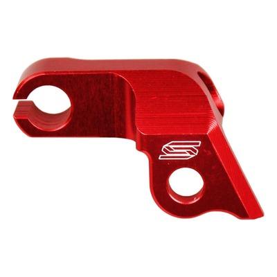 Guide câble d'embrayage Scar rouge pour Honda CRF 250 R 10-13