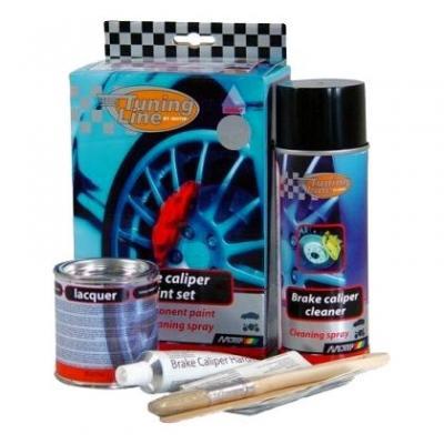 Kit peinture étrier de frein Rouge Motip 728952