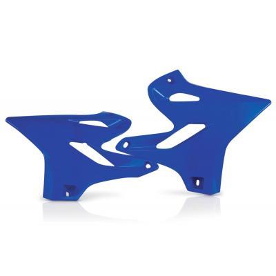 Ouïes de radiateur Acerbis Yamaha 125/250 WR 15-17 bleu (paire)