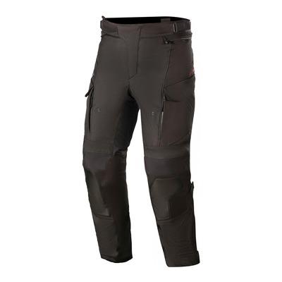 Pantalon textile Alpinestars Andes V3 Drystar noir (court)