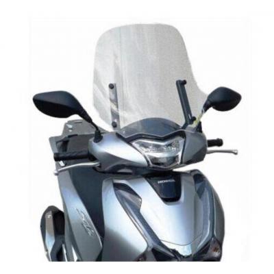 Pare-brise Bullster 43 cm incolore Honda SH 125 2017