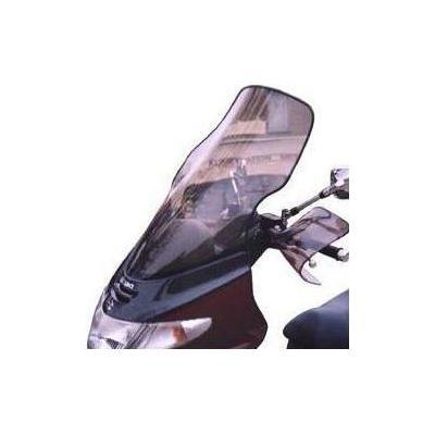 Pare-brise Bullster haute protection 70 cm incolore Piaggio MP3 500 18-19