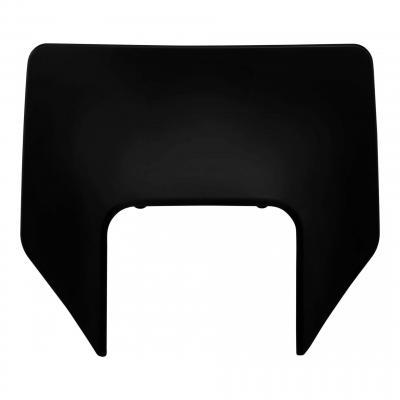 Plastique plaque phare Acerbis Husqvarna 250 FE 2020 noir