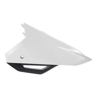 Plaques numéro latérales complète Acerbis Honda CRF 450R 2021 noir/blanc