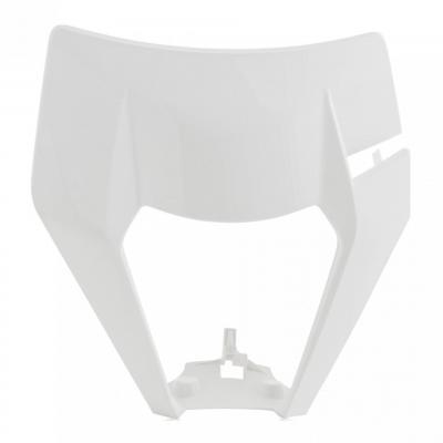 Plastique plaque phare Acerbis KTM 125 EXC 17-19 blanc