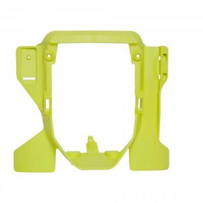 Plastique plaque phare inférieur Acerbis Husqvarna 250 FE 2020 (jaune 3)