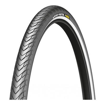 Pneu vélo VTT Michelin Protek Max TR noir/flanc réfléchissant (26 X 1.85'')