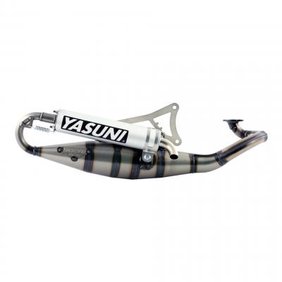 Pot d'échappement Yasuni R aluminium Nitro / Ovetto