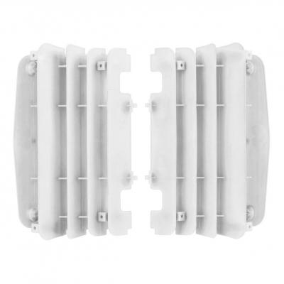 Protection de radiateur Polisport Husqvarna 250 FC 16-18 blanc