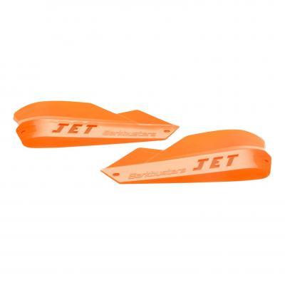 Protège-mains Barkbusters JET pour guidon conique orange