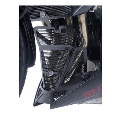 rille de protection de collecteur R&G Racing titanium Suzuki GSX-S 750 17-18
