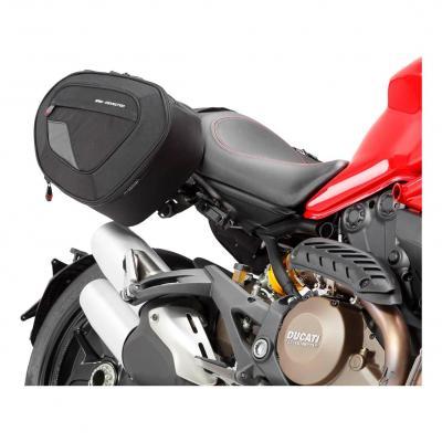 Sacoches latérales SW-Motech Blaze Ducati Monster 821 14-18