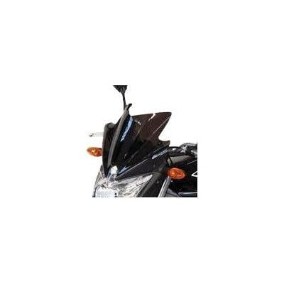 Saute-vent Bullster 25 cm fumé noir Yamaha XJ6 N 09-14