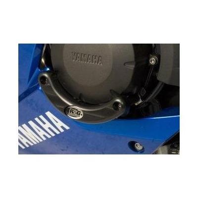 Slider moteur gauche R&G Racing noir Yamaha XJ6 09-10