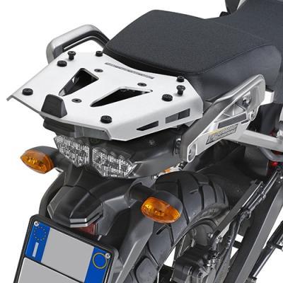 Support spécifique et platine en aluminium Kappa pour top case Monokey Yamaha XT 1200Z Superteneré 1