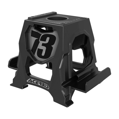 Support téléphone Acerbis Stand 73 noir
