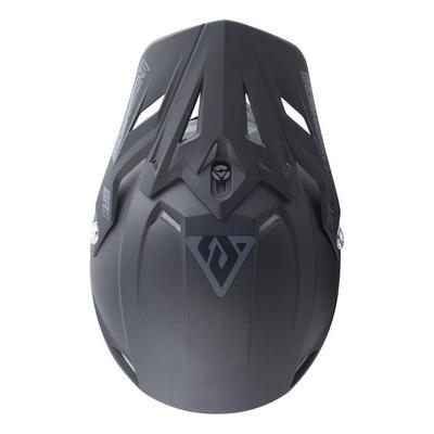 Visière de casque cross Answer AR1 Edge noir/charcoal