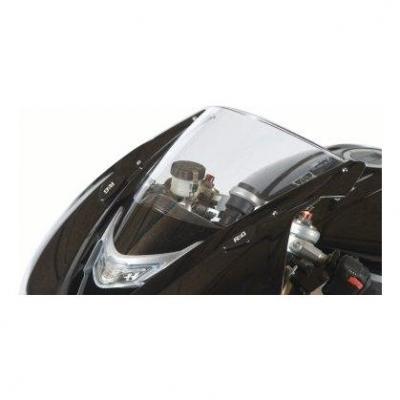 Caches orifices rétroviseurs R&G Racing noir Suzuki GSX-R 250 17-18