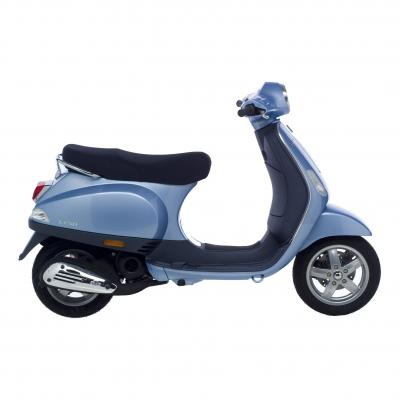 Pot d'échappement Sitoplus pour Piaggio Vespa LX 50 07-12