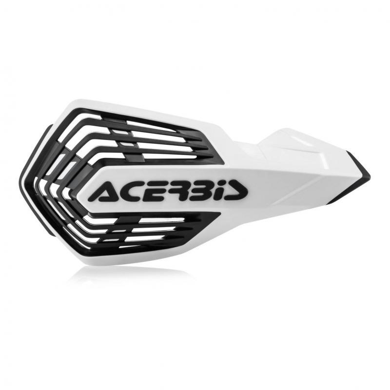 Protège-mains Acerbis X-Future blanc/noir