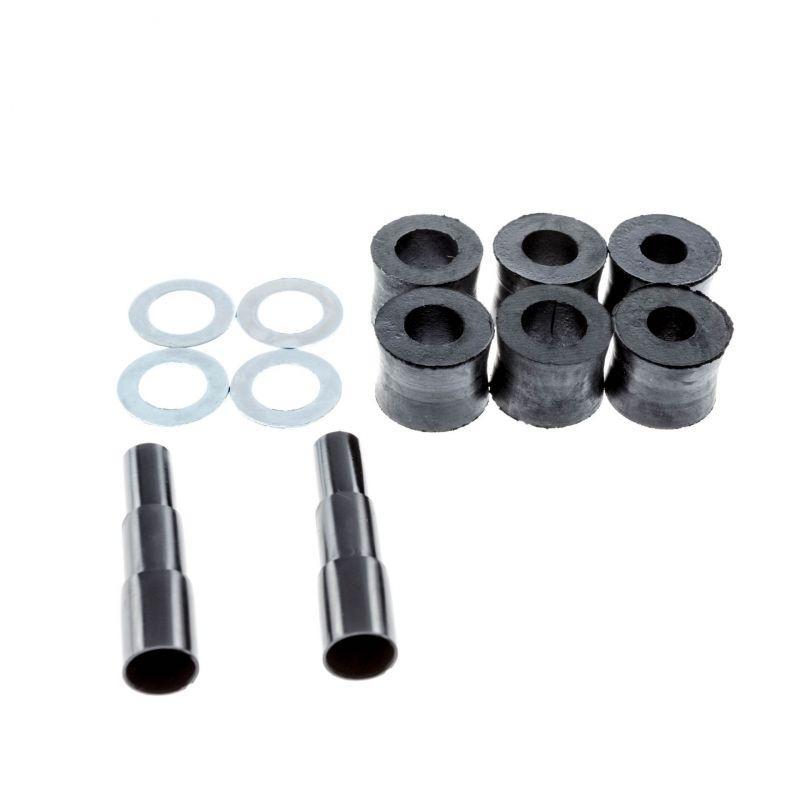 Amortisseurs 335 mm noirs Type 3 - 1