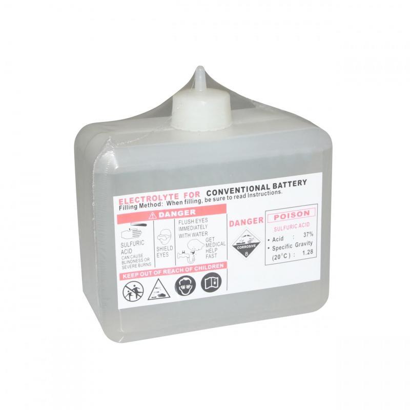 Batterie Nitro YB7-A 12V 8 Ah - 1