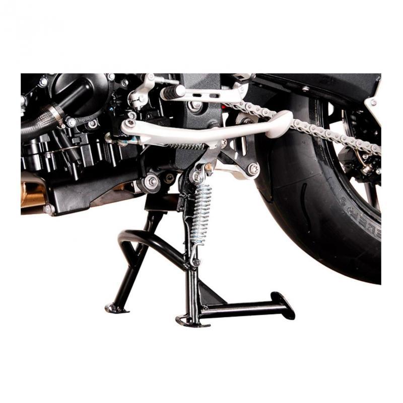 Béquille centrale SW-MOTECH noir Triumph Speed Triple 1050 / S / R 10-