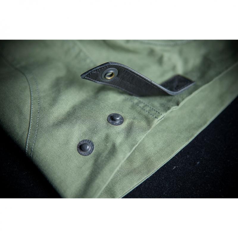 Blouson textile Icon 1000 MH 1000 vert - 5