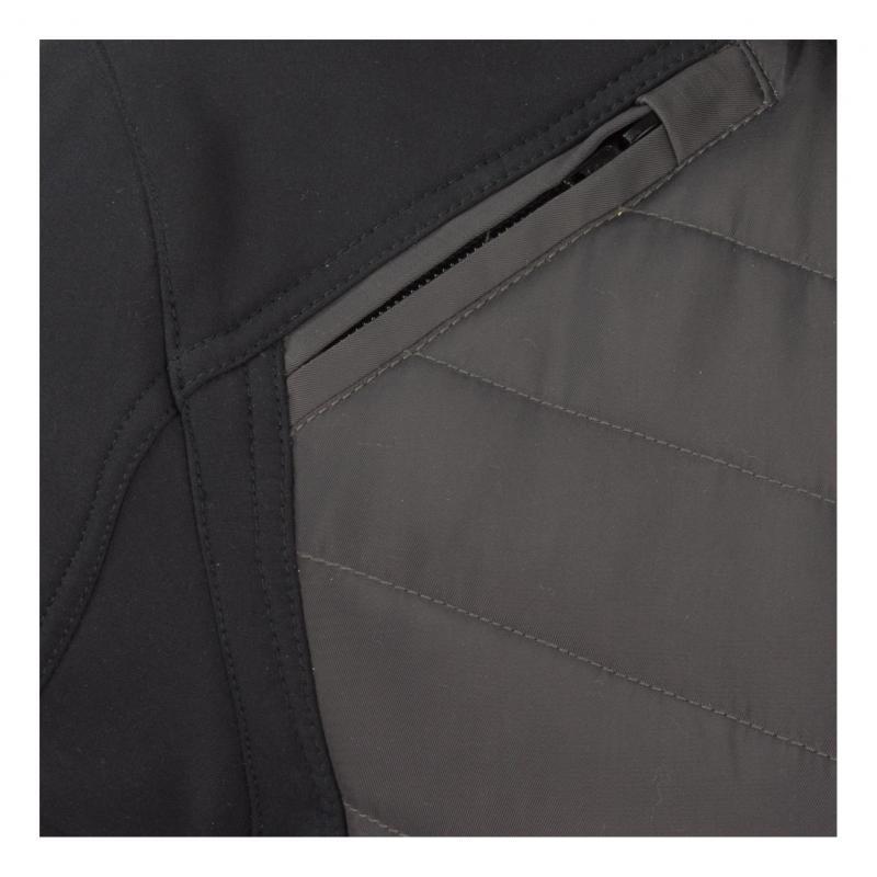 Blouson textile Segura Natcho noir/gris - 2