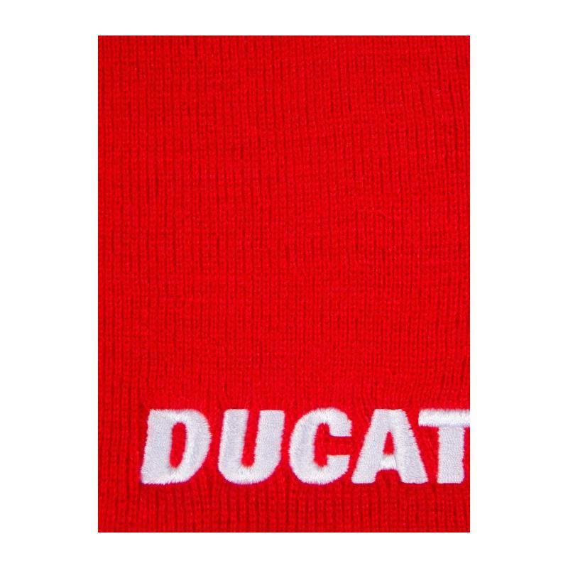 Bonnet enfant Ducati Corse rouge - 2