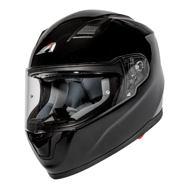 Casque intégral Astone GT900 Monocolor noir
